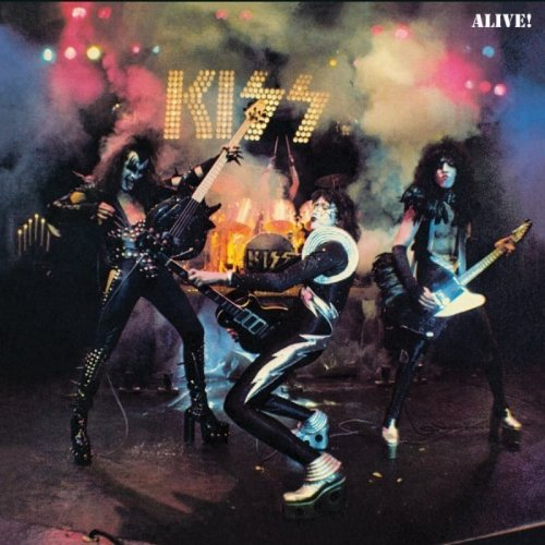 Kiss - Alive 2 (disc1) - Zortam Music