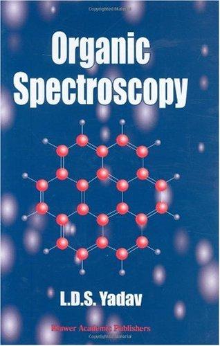 Organic Spectroscopy
