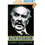 Ralph Richardson - An Actor's Life (Cloth)