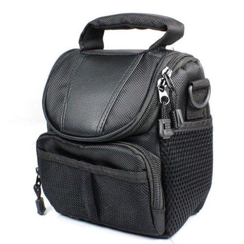 Black Single Shoulder Sling Belt Strap for Nikon Coolpix L810
