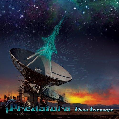Predators - Radio Telescope [Ovnicd013] ( Ovnimoon Records / Goa Records ) Trance / Goa / Psytrance