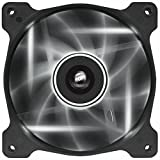 Corsair Air Series AF120-LED 120mm Quiet Edition High Airflow LED Fan - White (Single Pack)