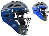Champro Sports CM6Y Pro-Plus Hockey Style Headgear Youth Catcher's Helmet
