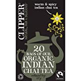 Clipper Organic Indian Chai Tea 20 Tea Bags 60g- CLIP-4660