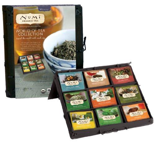 Numi Organic Tea World Collection