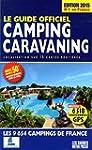 Le guide officiel Camping Caravaning...