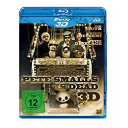 Pete Smalls is Dead (Blu-ray 3D + Blu-ray) [Region Free]