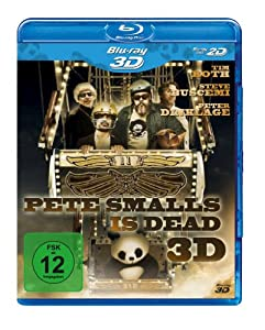 Pete Smalls is Dead - 3D-BluRay [Blu-ray]