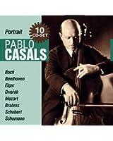 Pablo Casals Portrait