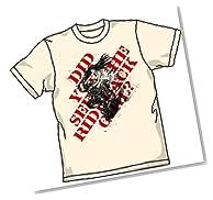 RIDEBACK ライドバック少女Tシャツ ナチュラル サイズ:M