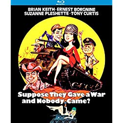 Suppose They Gave a War and Nobody Came? [Blu-ray]