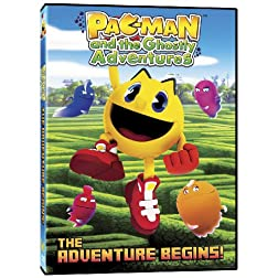 PAC-MAN and the Ghostly Adventures - THE ADVENTURE BEGINS