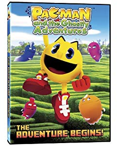 Pac-Man & The Ghostly Adventures: Adventure Begins [DVD] [2013] [Region 1] [US Import] [NTSC]