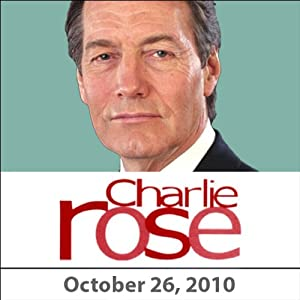 Charlie Rose: Noomi Rapace, Mehmet Zafer Caglayan, and Michael Mandelbaum, October 26, 2010 Radio/TV Program