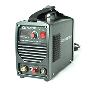 SIMADRE 50DP Pilot Arc 50 Amps Dual Voltage 110V/220V Plasma Cutter from SiMadre Techs