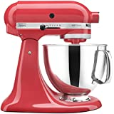 KitchenAid KSM150PSWM 5-Qt. Artisan Series with Pouring Shield - Watermelon