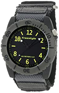 Freestyle Kids' FS84962 The Rage Round Easy Read Watch