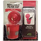 Mochamate Refillable Filter Cup