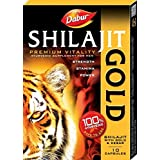 Dabur Shilajit Gold Capsules -10 Capsules (Pack Of 2)