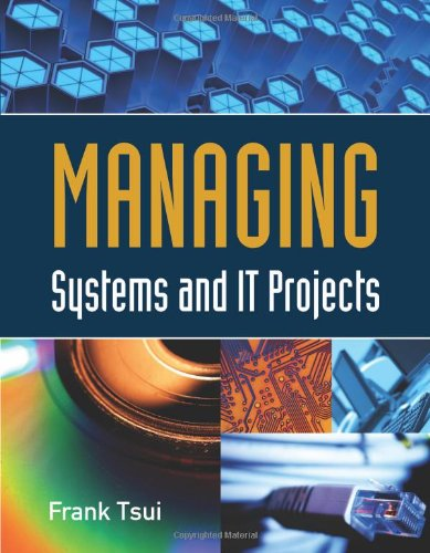 Managing Systems And IT Projects