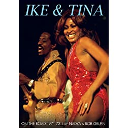 Turner, Ike & Tina - On The Road: 1971-72