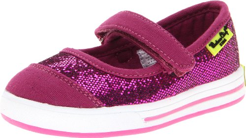 Western Chief Ballerina Star Mary Jane (Toddler/Little Kid),Purple,9.5 M Us Toddler