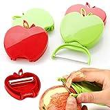 Portable Travel Peeler /Creative Folding Apple Peeler/peeler Potato Peeling Knife Plane (4)