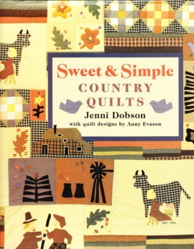 Sweet & Simple Country Quilts (Jenni Quilter compare prices)