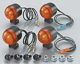 キタコ(KITACO) ワレンズミニウインカーKIT オレンジ XR50モタード等 830-1134900