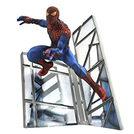 Spider-Man Amazing Spider-Man Movie Statue