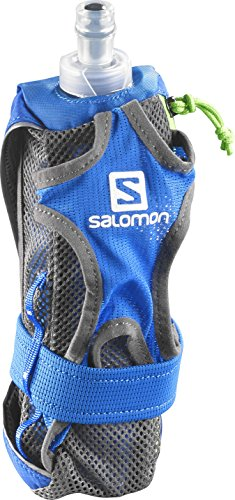 Salomon Hand borraccia Borsa Park Hydro mano Set, Unisex, Handtrinktasche Park Hydro Handset, Union Blue/Gr, NS