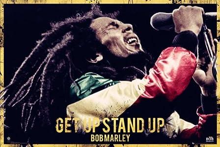 ボブ・マーリー ポスター Bob Marley Get Up Stand Up【121017】 [おもちゃ&ホビー]