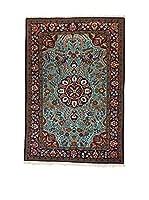 L'Eden del Tappeto Alfombra Qom Sh Multicolor 204  x  140 cm