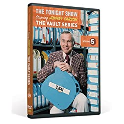 The Tonight Show starring Johnny Carson - The Vault Series Volume 5