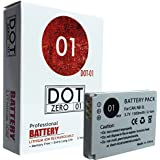 Canon NB-5L Battery for Canon Powershot SX Cameras (DOT-01 Brand Canon NB5L Battery)
