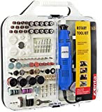 Xenta 163 piece Rotary Tool and Accessory Kit