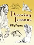 img - for Drawing Lessons (Dover Art Instruction) book / textbook / text book
