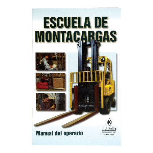The Forklift Workshop - Operator's Handbook (572H) (English and Spanish Edition) PDF