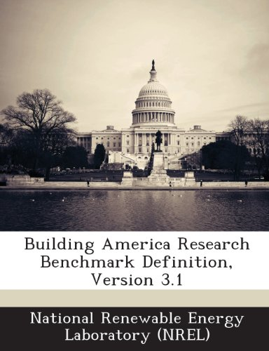 Building America Research Benchmark Definition, Version 3.1