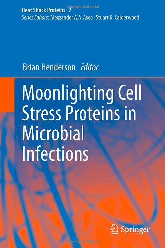 Moonlighting Cell Stress Proteins In Microbial Infections (Heat Shock Proteins)