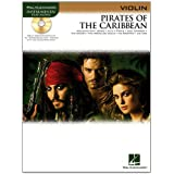 "Klaus Badelt Pirates Of The Caribbean (Violin) Vln Book/Cd (Hal Leonard Instrumental Play-Along)von ""Various"""