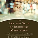 The Art and Skill of Buddhist Meditation: Mindfulness, Concentration, and Insight | Richard Shankman