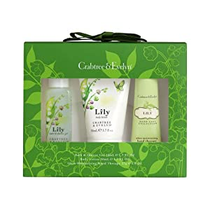 Crabtree and Evelyn Lily Little Luxuries