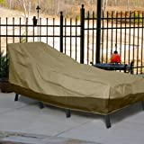 "Patio Armor Chaise Lounge Cover, 76"" l x 28"" w x 30"" h (Discontinued by Manufacturer)"