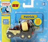 Thomas and friends take along patrick diecast metal toy model