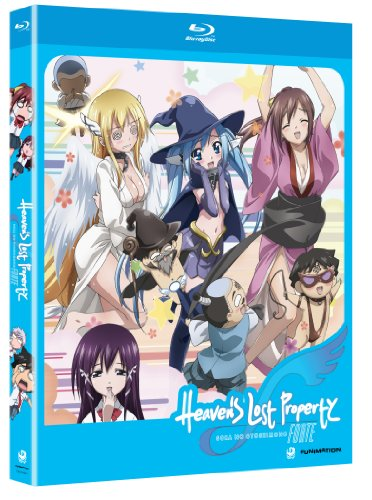 Heaven S Lost Property Season  Episode  Dub