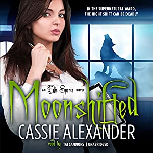 Moonshifted: Edie Spence, Book 2 | [Cassie Alexander]