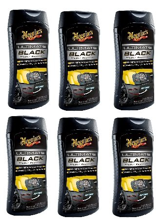 Awardpedia Meguiar 39 S G15812 Ultimate Black Plastic Restorer 12 Oz