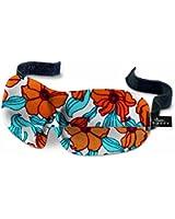 Blinks Luxury Ultralight Comfortable Contoured Eye Sleep Mask/Blindfold for Travel & Sleep - Blooms