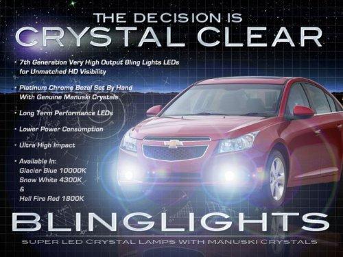 Best Deal 2008-2014 Chevrolet Cruze LED Fog Lamps Driving Lights Kit w/  Harness 08 2009 2010 2011 2012 2013 14 - Best Fog Light | 2012 Chevy Cruze Fog L Wiring Harness |  | Google Sites